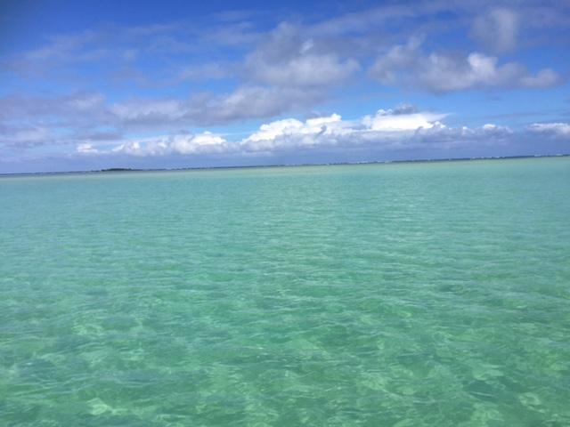 天国の海 写真