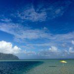 有休ハワイ プロモーション撮影の様子